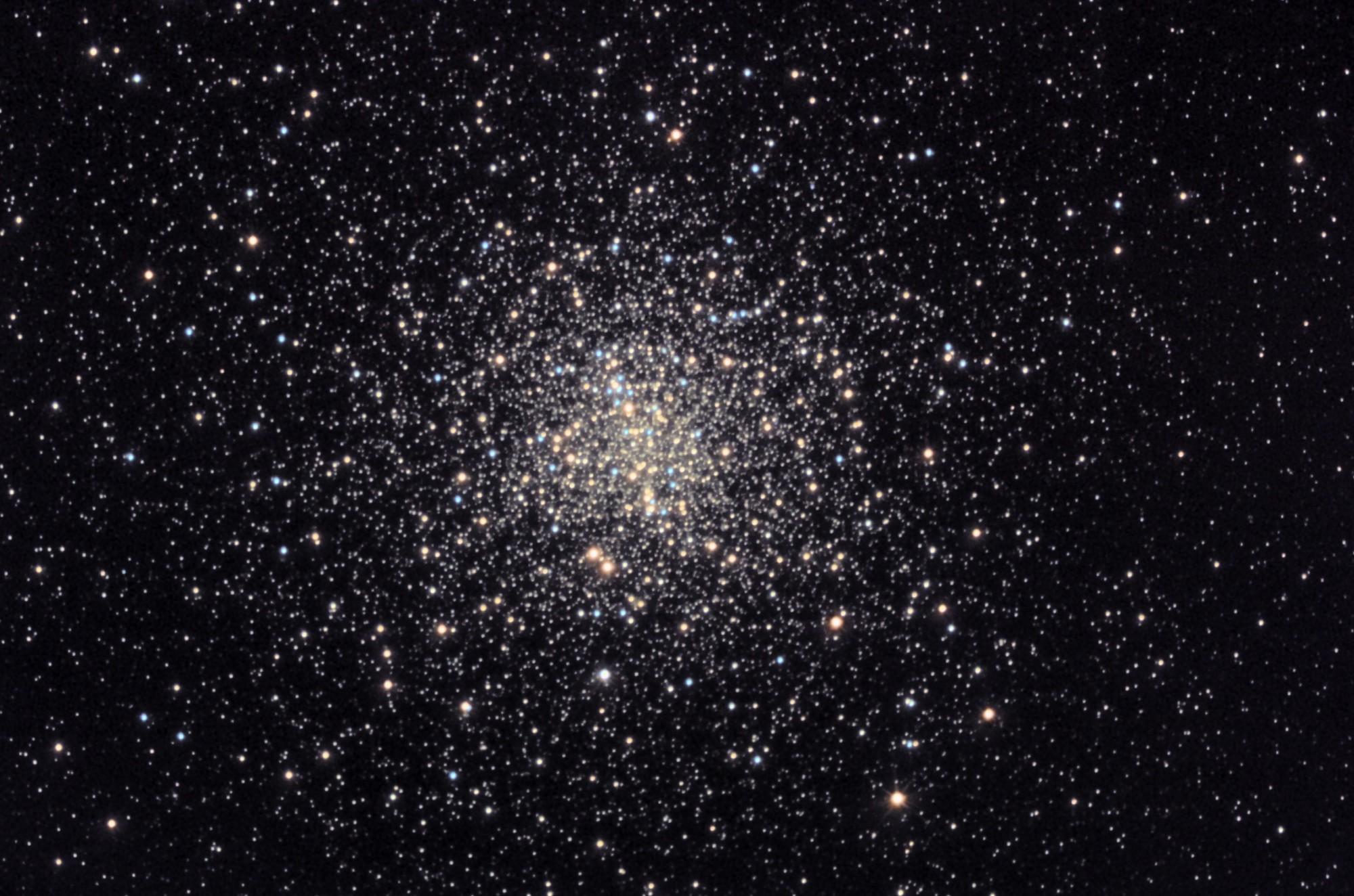 Astrophotography M4 Globular Cluster