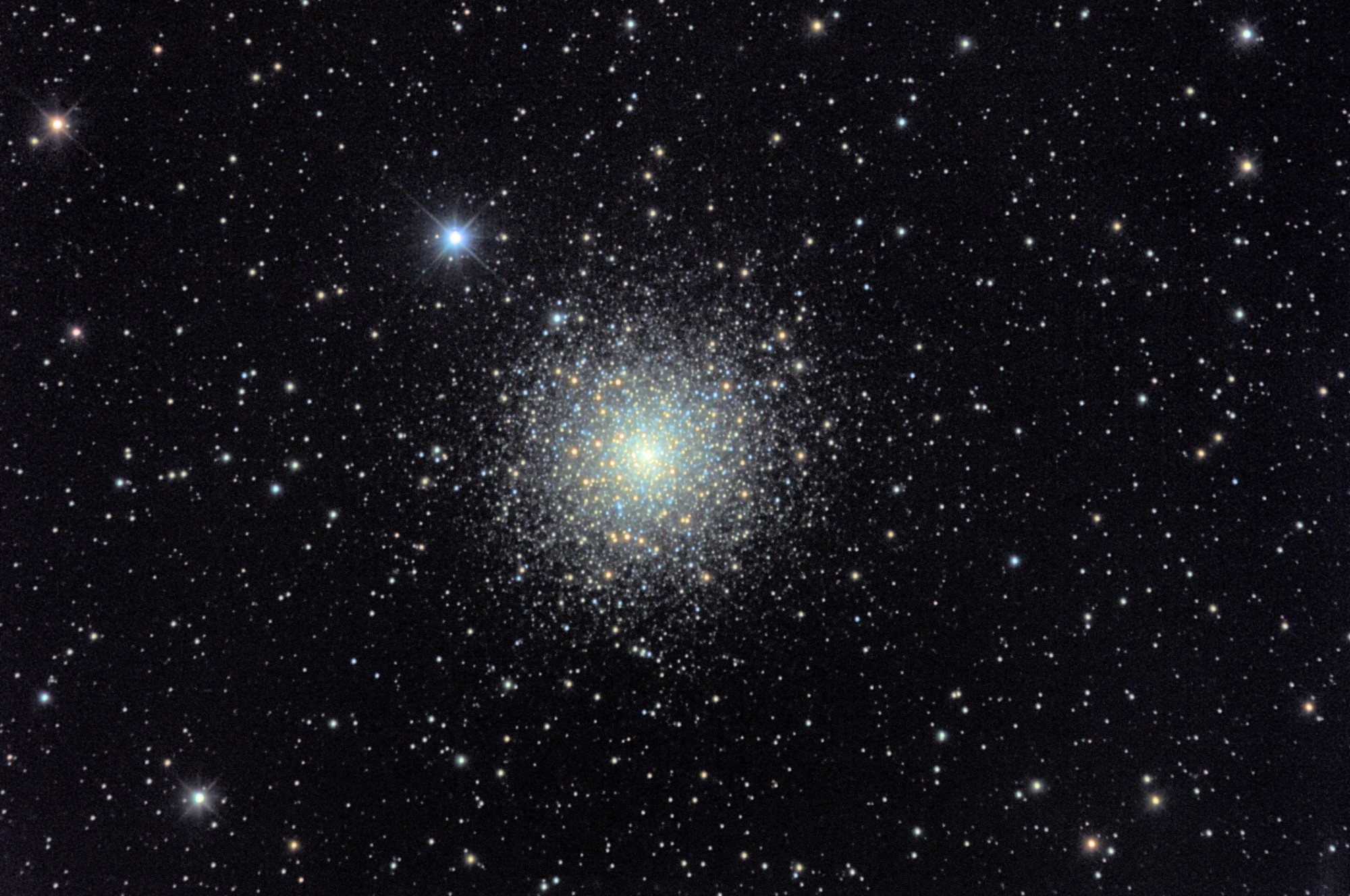 Astrophotography M80 Globular Cluster