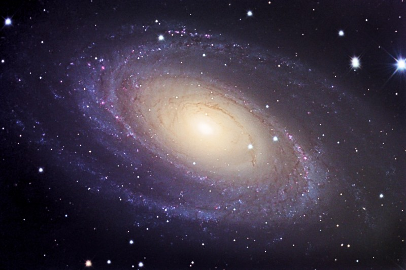 Astrophotography M81