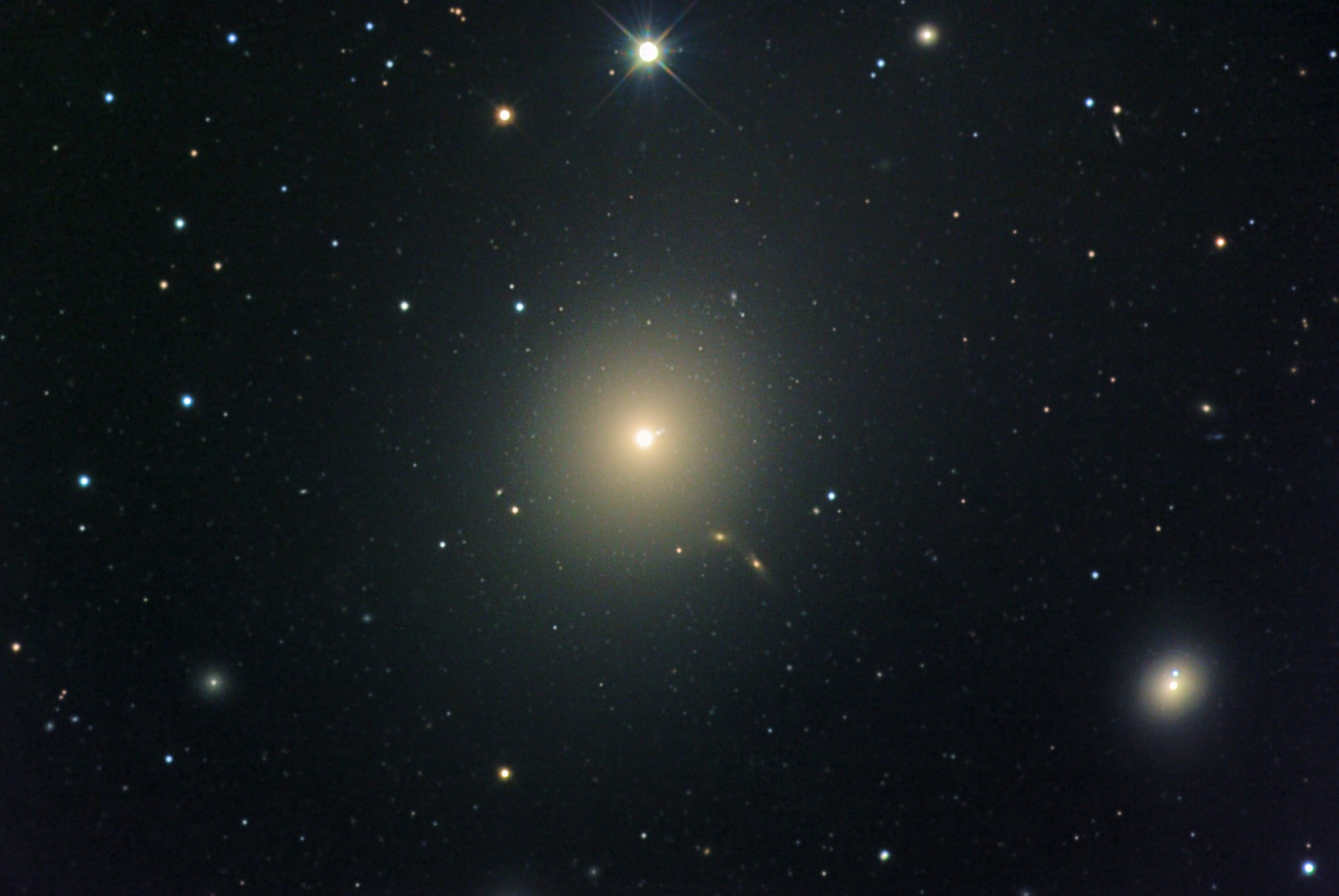 Astrophotography M87